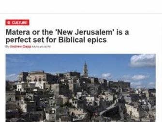 Basilicata Terra di Cinema sul Newsweek